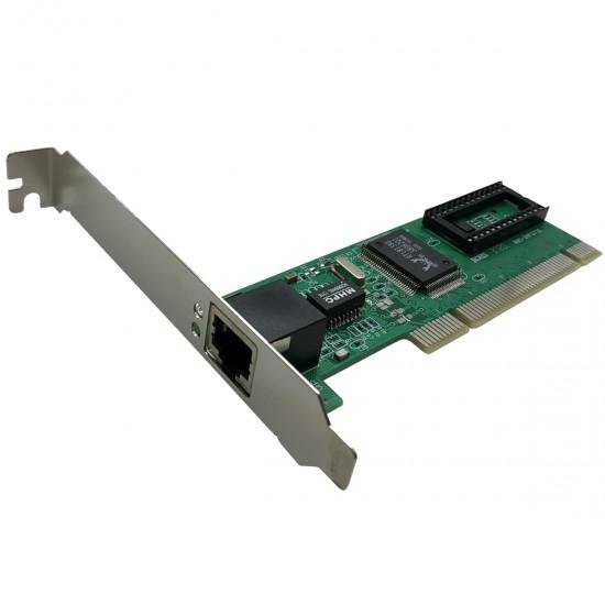 Placa de Rede PCI 10/100MB Perfil Baixo FPR-01