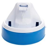 Bebedouro Fonte Cães Gatos 3,5L Bivolt Aqua Flow Amicus Azul