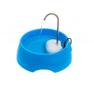 Fonte Bebedouro Bivolt Aqua Mini Azul para Cães e Gatos