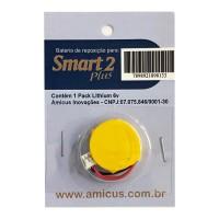 Bateria de Reposição para Coleira Smart 2 Plus Amicus