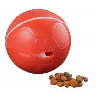 Comedouro Crazy Ball Vermelho 300g