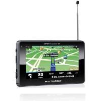 GPS Tracker TV LCD 4,3 Pol. Touch FM Tts E-Book GP034