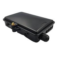 Caixa De Atendimento Óptico Mini Cto Ftth 4fo Multitoc