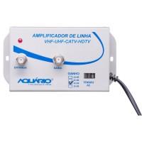 Amplificador de Linha de TV 30DB de Ganho AL-30