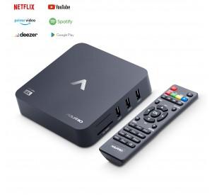 Smart TV Box Aquário 4K STV-2000