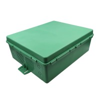 Caixa Hermética Verde Master 43,6x32,6x14 cm