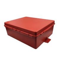 Caixa Hermética Vermelha Master 43,6x32,6x14cm
