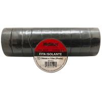 Fita Isolante Anti Chama 19mm X 10m - 08 unidades