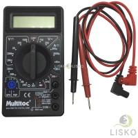 Multímetro Digital Portátil 830B