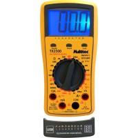 Kit Multímetro E Testador TX2500